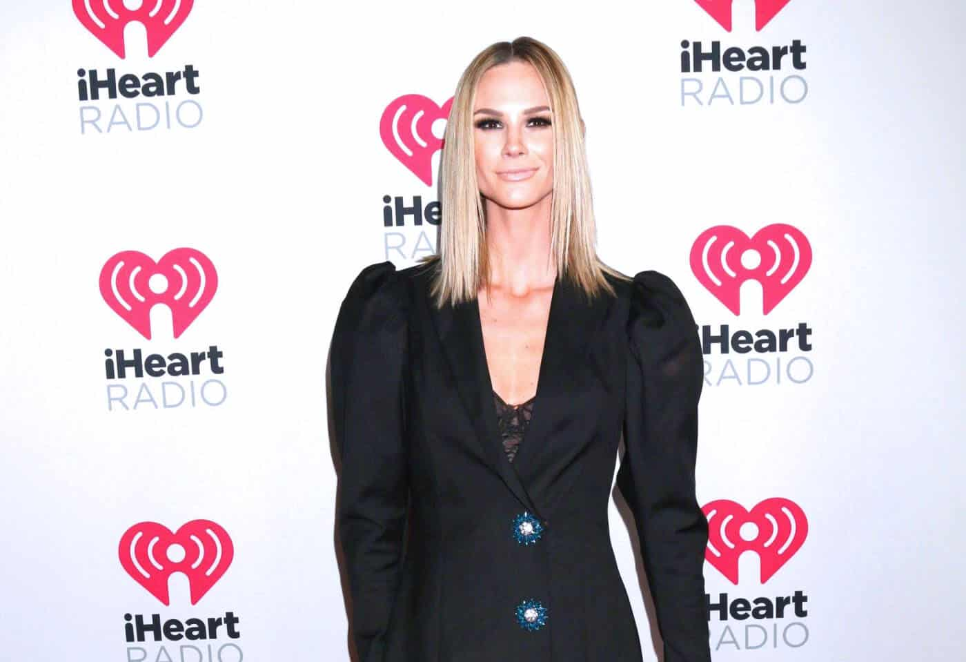"Meghan King Edmonds Claps Back at Criticism Over Her Buss It Challenge Video, See What the Ex-RHOC Star Said After the Since Deleted Clip is Called ""Awkward"""