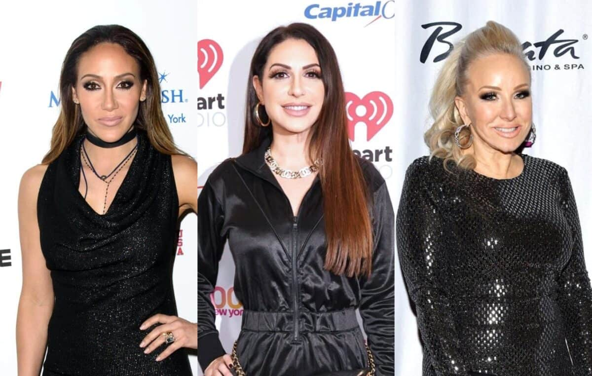 RHONJ's Melissa Gorga Accuses Jennifer Aydin of Having 3 Nannies as Margaret Explains Why She is Not the Poster Child for Stay-at-Home Moms, Plus Jennifer Responds!