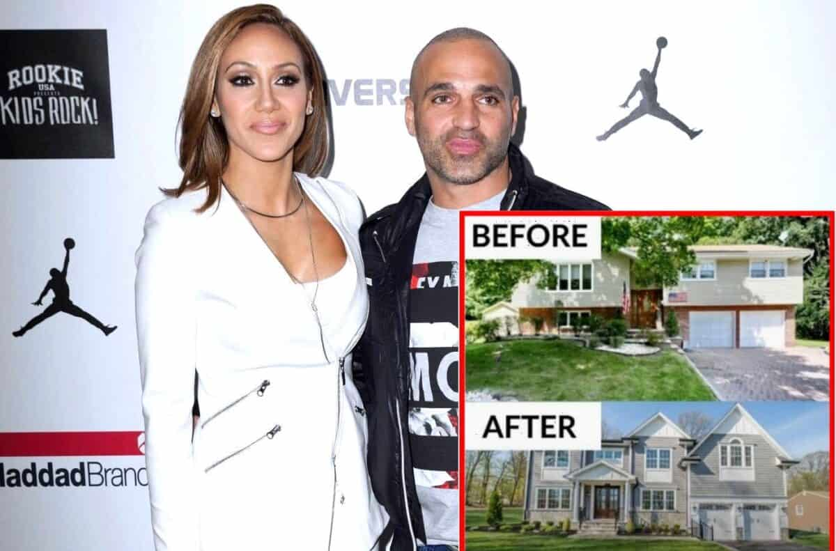 Woman Accuses Joe Gorga of Using Fake 'Before' and 'After' Photos to Promote His House-Flipping Business, Claims RHONJ Star Used Photo of Her Home Without Ever Working on It