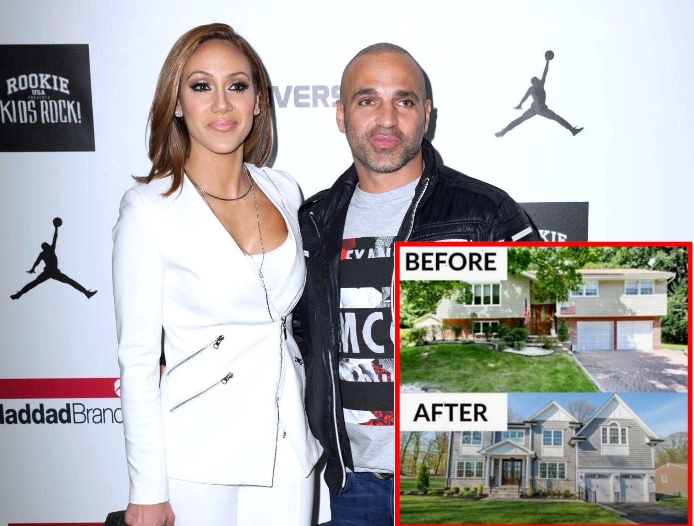 Woman Accuses Joe Gorga of Using Fake 'Before' and 'After' Photos to Promote His House-Flipping Business, Says RHONJ Star Used Photo of Her Home Without Ever Working on It