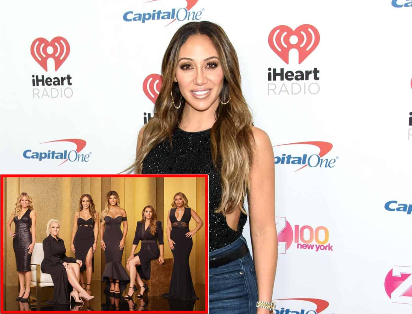 \Melissa Gorga Reveals Who Went at it the Most at the RHONJ Season 10 Reunion, Plus Find Out Which Housewife Was Most Explosive and If Danielle and Teresa Squashed their Beef
