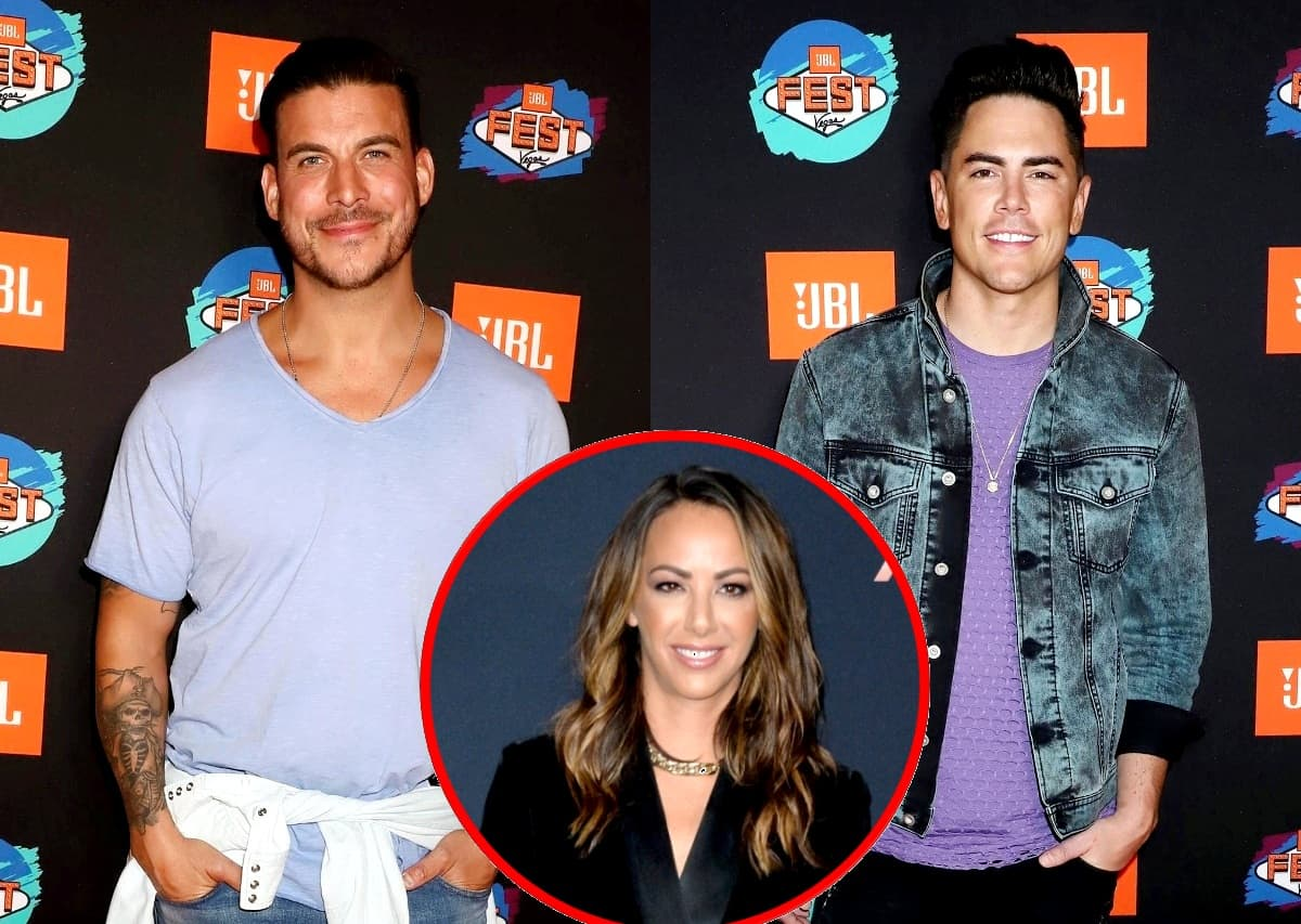 "Vanderpump Rules' Jax Taylor Explains Why He Regrets Having Tom Sandoval in Wedding, Implies They've Grown Apart and Slams Kristen Doute as ""Miserable"""