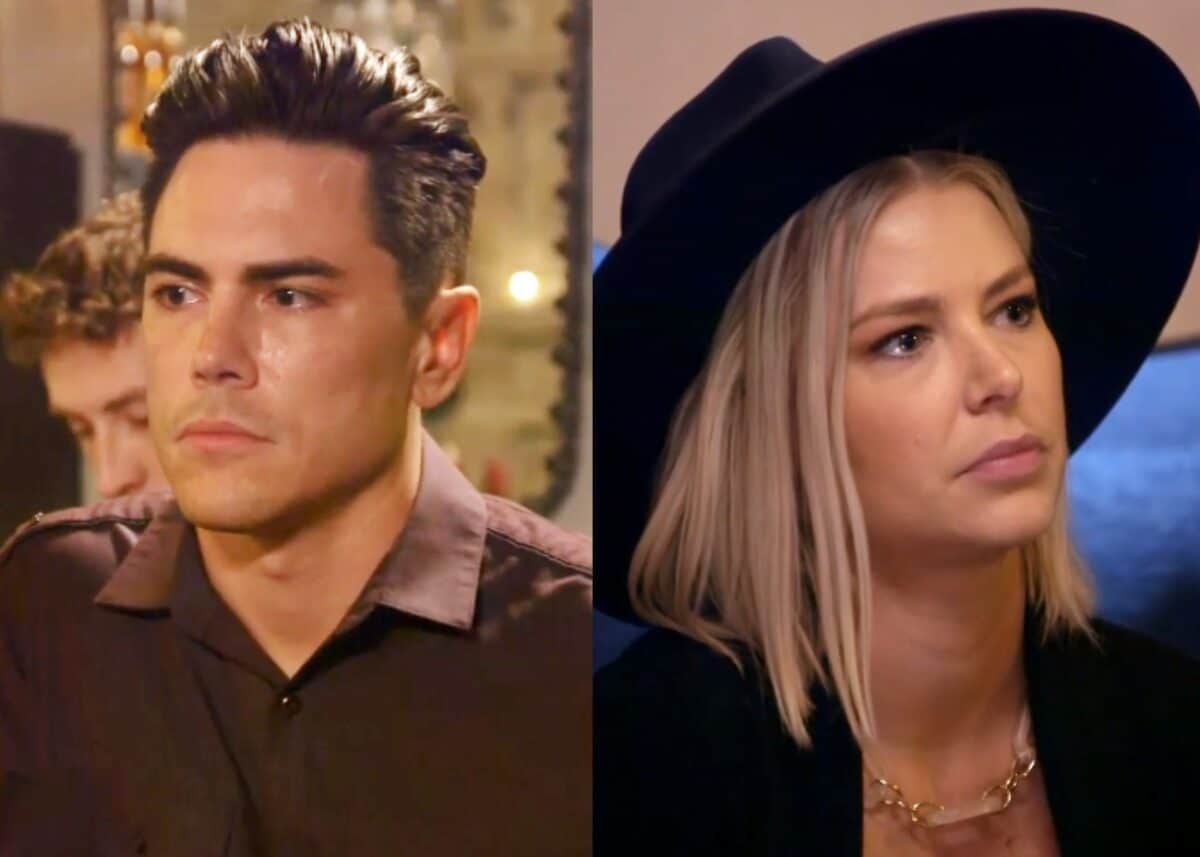Vanderpump Rules Recap: Sandoval Gets Disinvited to Jax and Brittany's Wedding; Ariana's Depression Weighs On Her