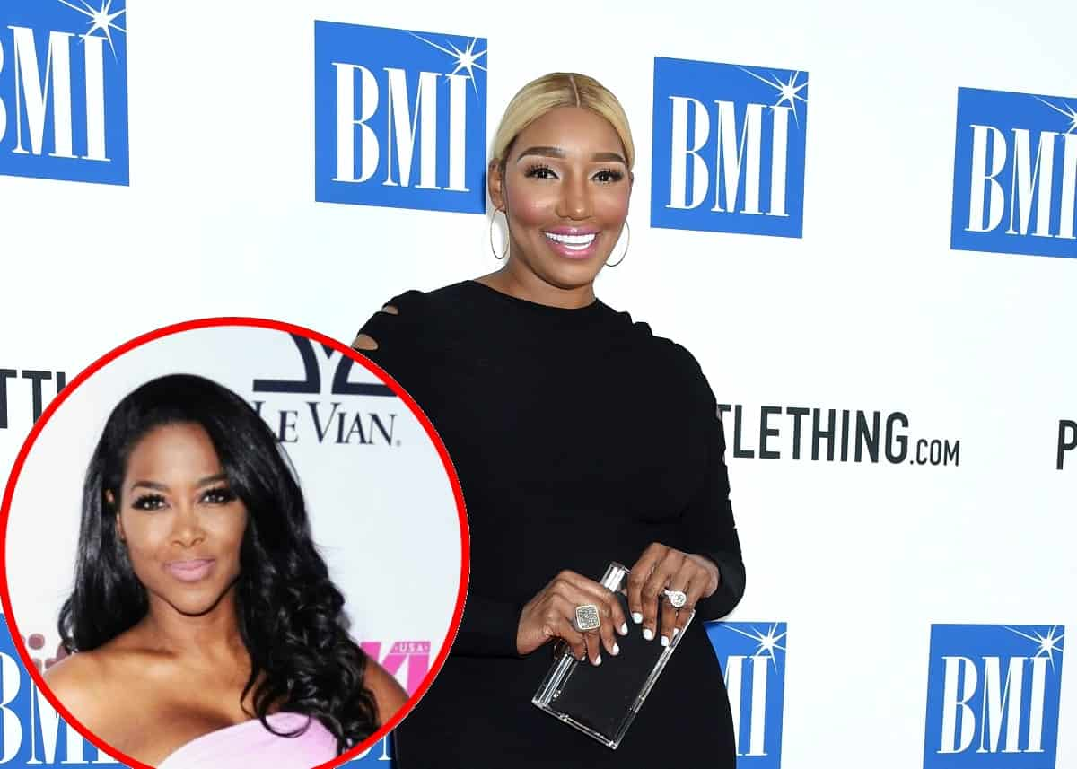 "Nene Leakes On Why She's ""Very Uncertain"" About Returning to RHOA Next Season, Says Kenya Moore ""Probably"" Needs to Be Spit On"