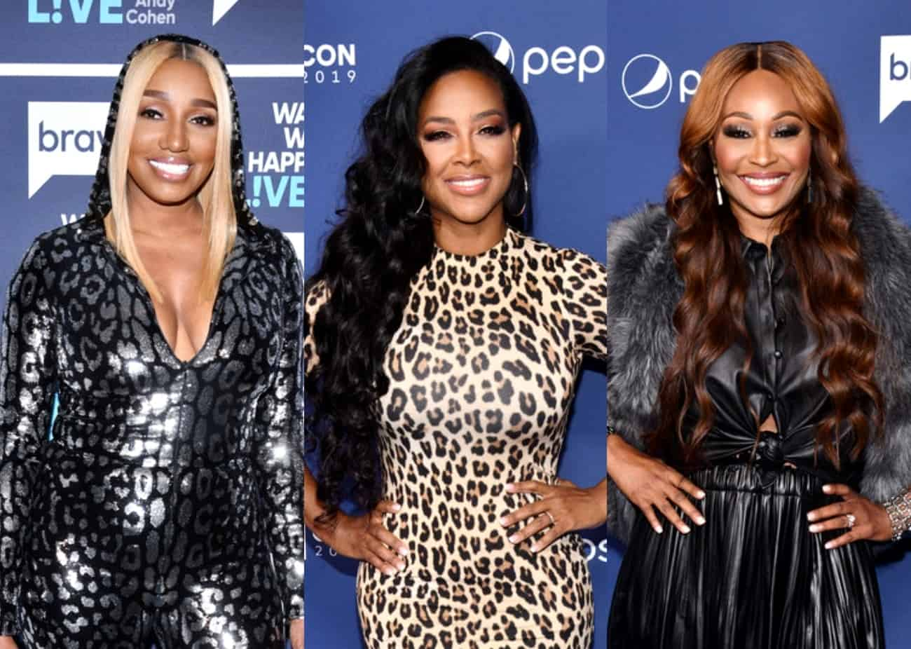 RHOA's Nene Leakes Shades Kenya Moore's Marriage and Reveals Where She Stands With Cynthia Bailey, Plus She Hires Attorney Lisa Bloom