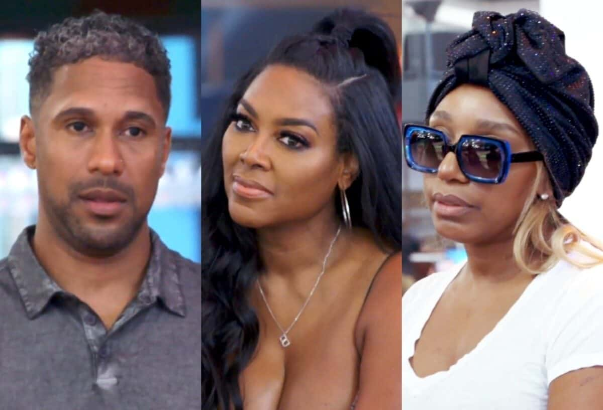 RHOA Recap: Marc Forces Kenya To Make Nice With Nene! Kenya Transforms Into Ken?