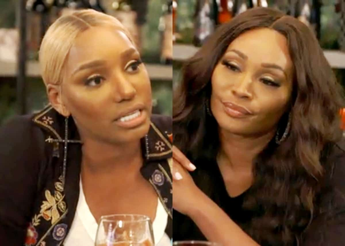 RHOA Recap: Nene Calls Out Cynthia For Passive Aggressive Behavior and Cries as They Mend Their Relationship