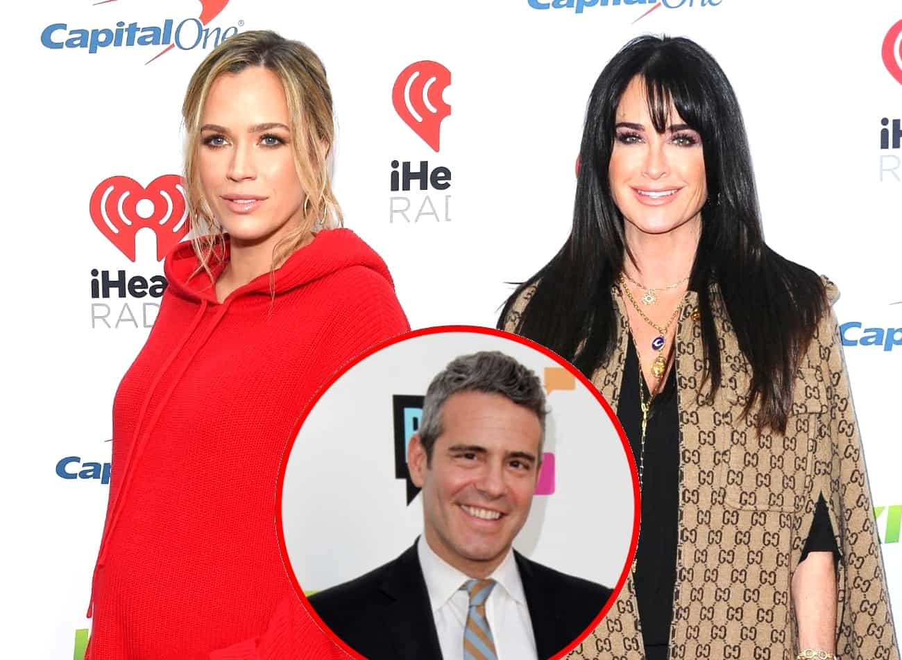 RHOBH's Teddi Mellencamp Reveals Where She Stands With Kyle Richards, Plus She Teases New Season of Show as Andy Cohen Talks RHOBH Trailer Release Date