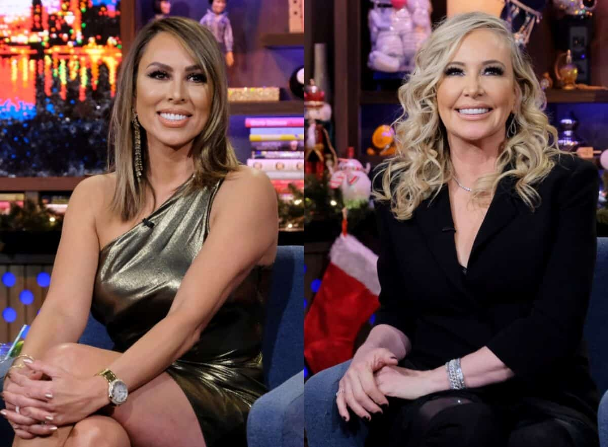 Kelly Dodd Claims Shannon Beador Has No Friends Left on the RHOC After Vicki and Tamra's Exits, Reveals if There's Hope for a Reconciliation Between Them