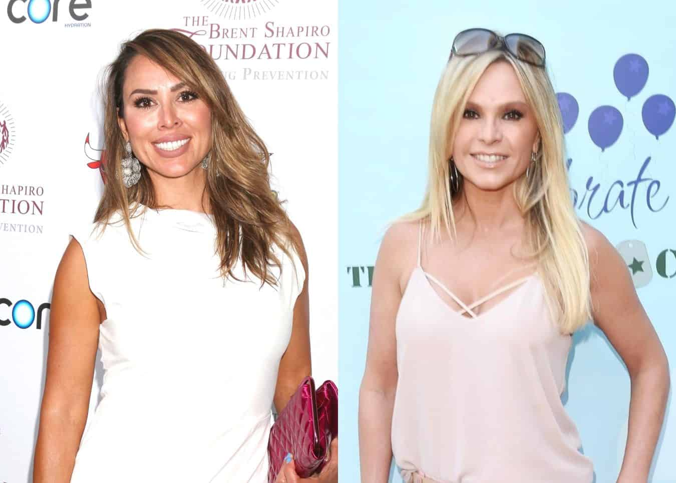 RHOC's Kelly Dodd Shades Tamra Judge's Firing and Reveals How She Celebrated Her Exit, Plus Teases What Fans Can Expect to See on the New Season
