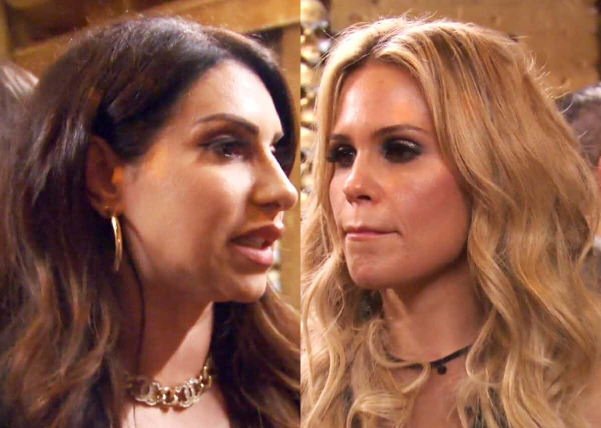 RHONJ Recap: Jennifer Says Sorry Not Sorry to Jackie, Teresa and Kids Visit Joe at Ice