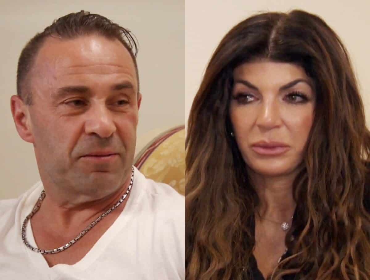 RHONJ Recap: Teresa Tells Joe She Wants to End Their Marriage, Plus She Ends Friendship With Danielle After She's Exposed in Hair Pulling Drama