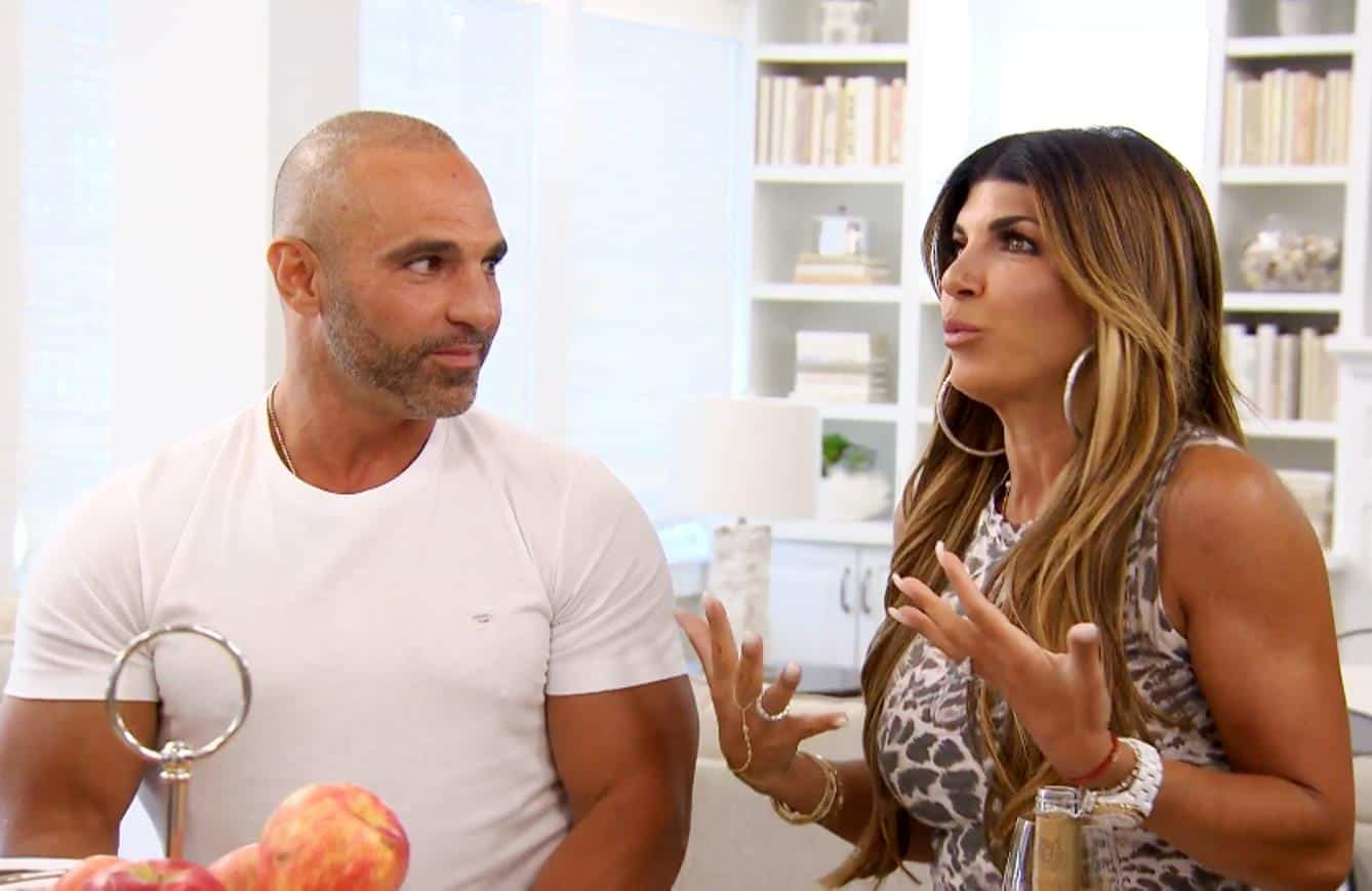 RHONJ Recap: Teresa Believes Joe Cheated on Her After Finding Second Phone as Margaret and Melissa Confront Jennifer