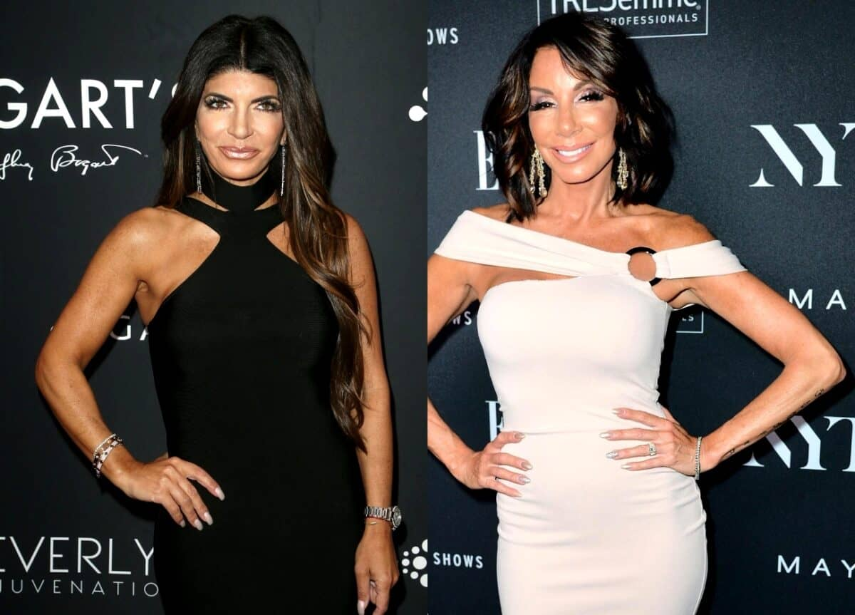 RHONJ Star Teresa Giudice Shares Where She Stands With Danielle Staub After Feud and Reveals Which Housewife She Would Bring Back