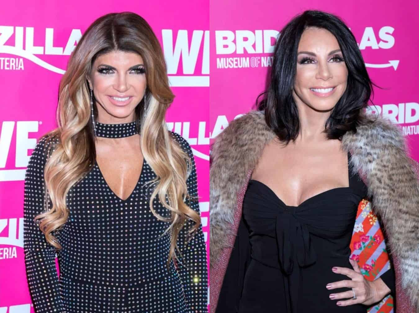 RHONJ Star Teresa Giudice Reveals Why She's No Longer Friends With Danielle Staub, Does She Regret Defending Her?