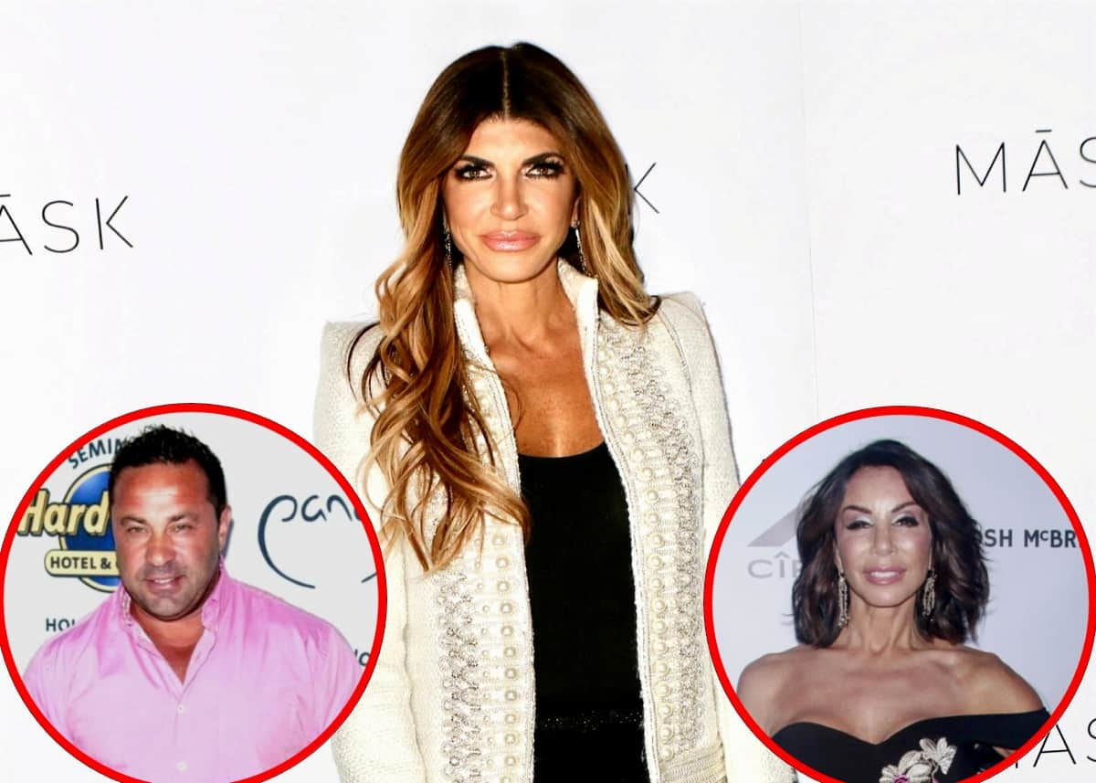 "Is Teresa Giudice Considering Quitting the RHONJ After 'Embarrassment' Over Involvement in Danielle Staub's Hair Pulling? Plus Moment She Realized She Was ""Better Off"" Without Joe"