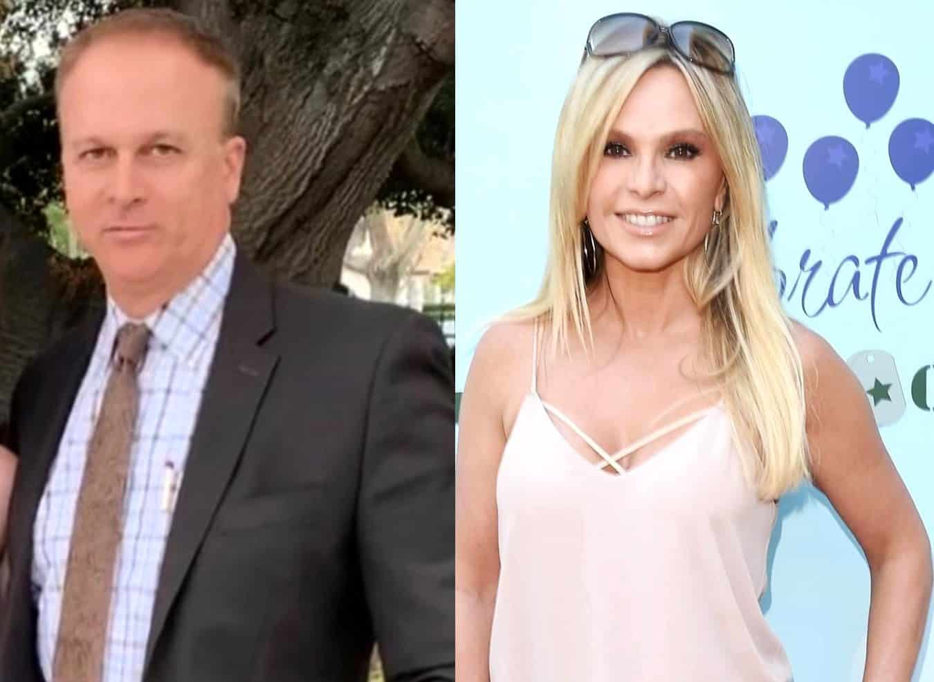 "PHOTOS: See Former RHOC Star Simon Barney Before, During, and After Treatment as He Chronicles His ""Metamorphosis"" After Being Diagnosed With Stage Three Throat Cancer, Plus Ex Tamra Judge Reacts With Encouraging Message"