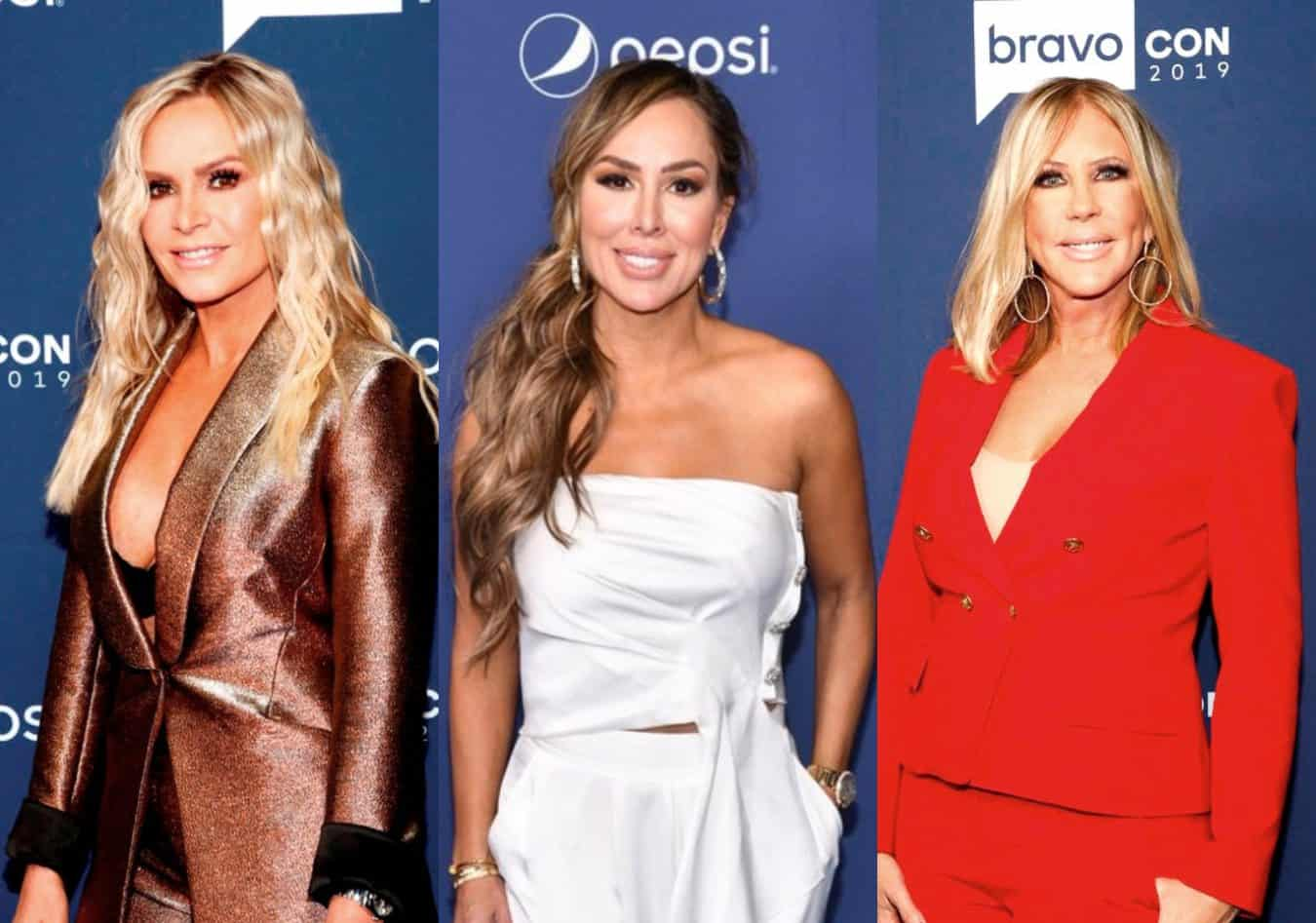 RHOC's Tamra Judge Shares What Part of Her Life Bravo Wouldn't Film as Kelly Dodd Reveals If She'd Prefer Tamra or Vicki Gunvalson Return to the Show for Season 15