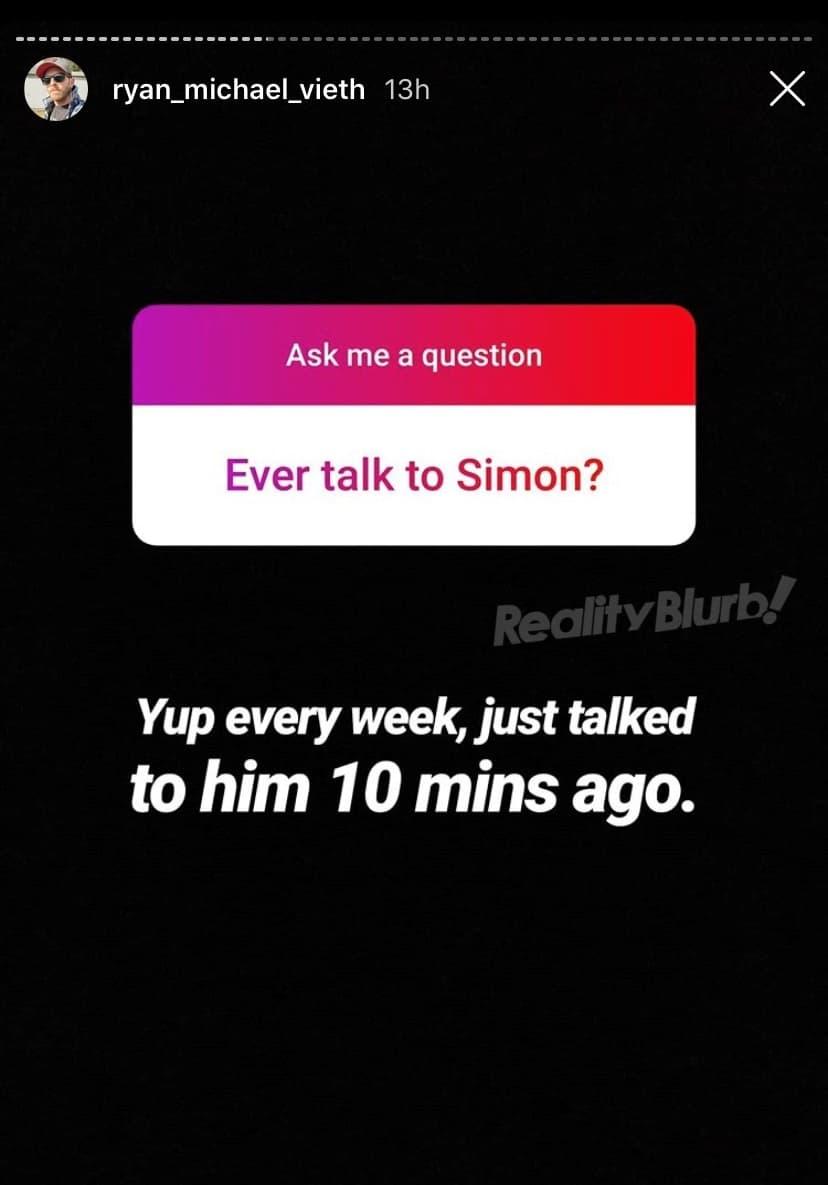 RHOC Tamra Judge's Son Ryan Still Talks to Simon Barney