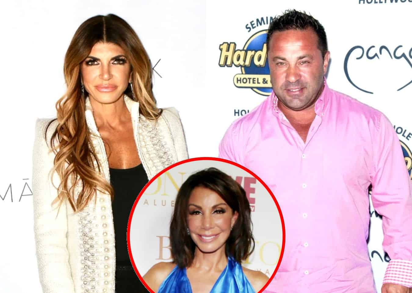 VIDEO: RHONJ's Teresa Giudice Tells Joe Giudice She Doesn't Want to Sleep With Him in Italy, Plus See Teresa End Her Friendship With Danielle Staub as Danielle Begs Her Not To