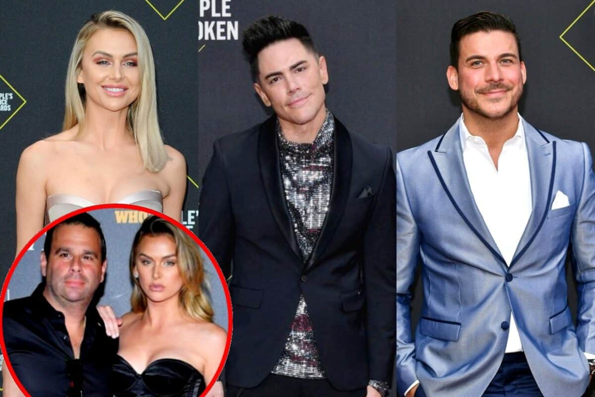 Vanderpump Rules' Lala Kent Slams Tom Sandoval for Questioning Jax and Brittany's Character as Fiancé Randall Emmett Makes His Debut on Show
