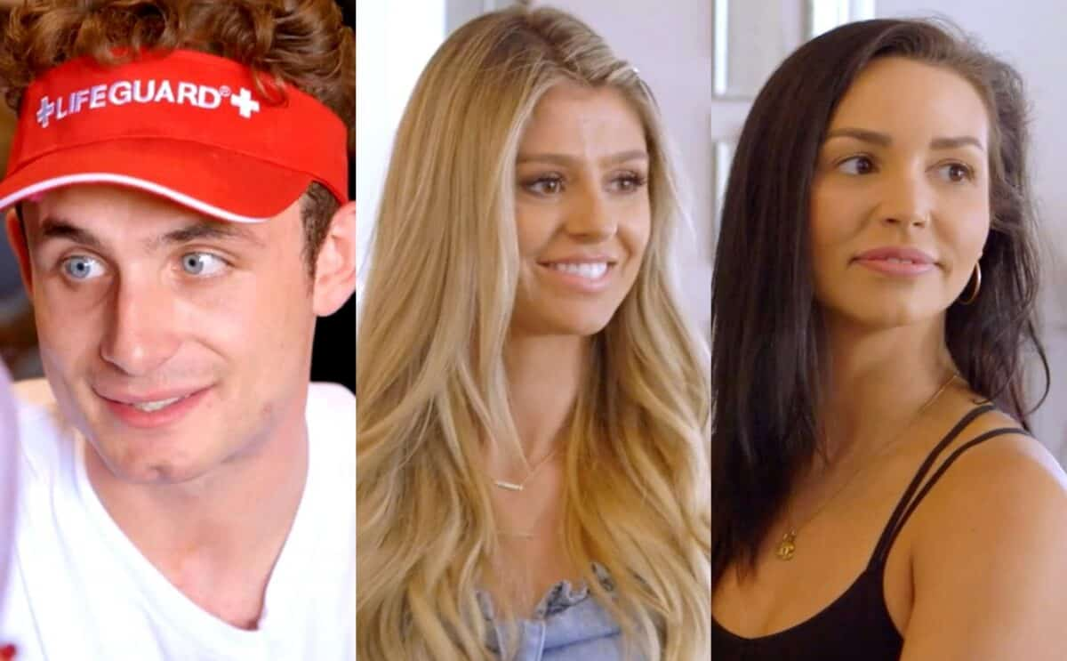 Vanderpump Rules Recap: James Kennedy Blows Up on Raquel and Scheana Denies Being Jealous of Dayna
