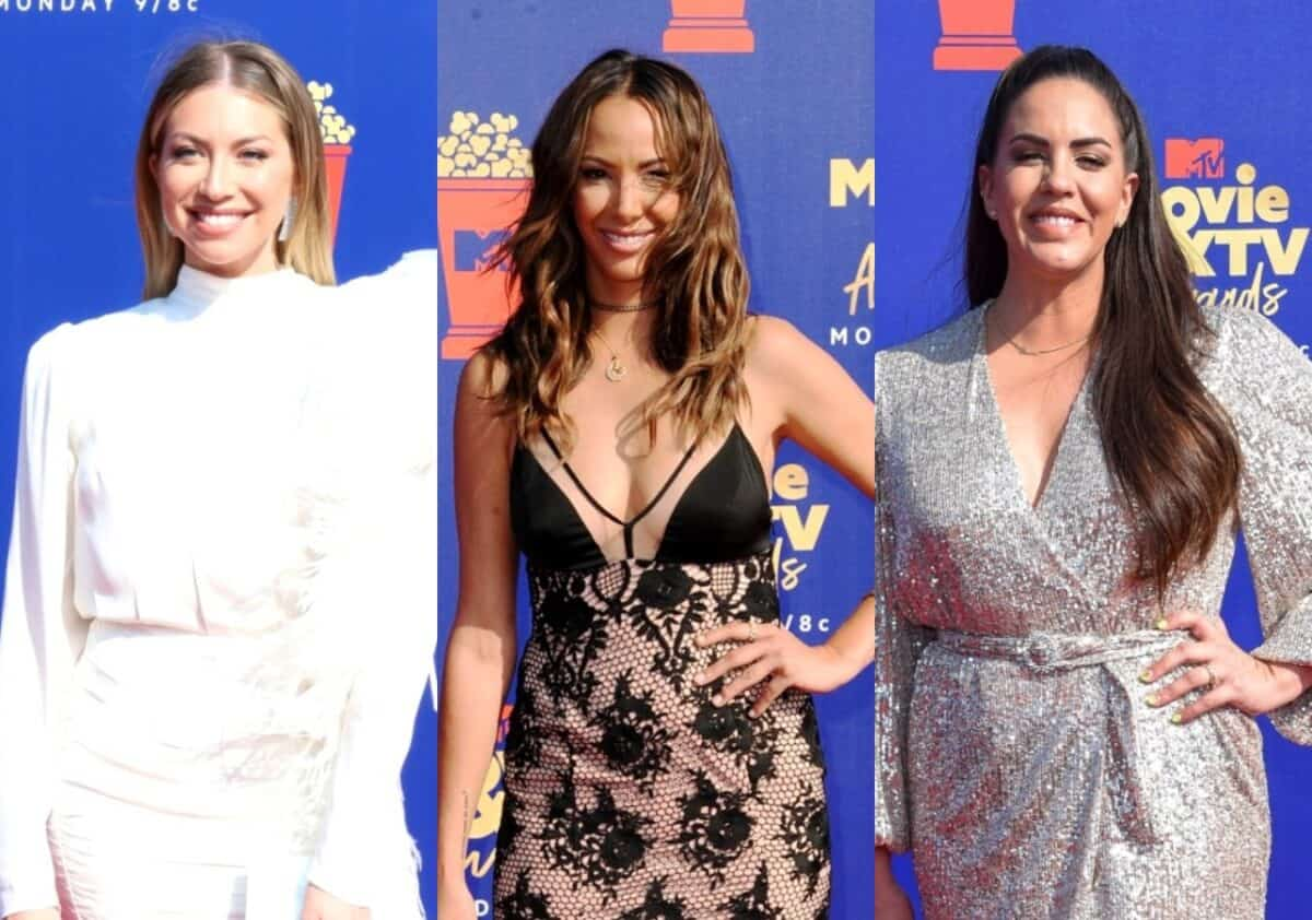 Vanderpump Rules' Stassi Schroeder Slams Kristen Doute's Claim That She Ditched Her Because She's Single, Defends Katie Maloney's 'Parisian-Chic' Oscars Dress