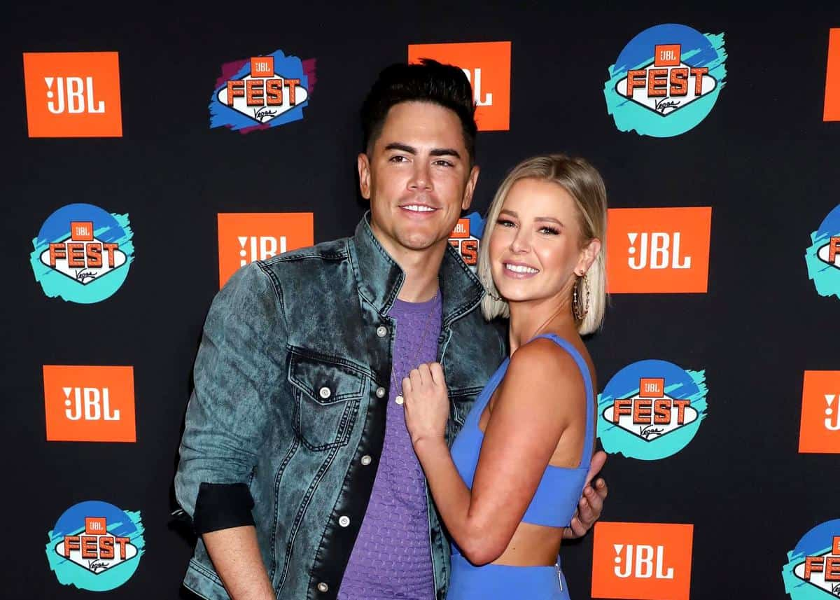 "Ariana Madix Discusses Moment That Nearly Made Her Quit Vanderpump Rules and Setting ""Boundaries"" With Tom Sandoval, Explains False Narrative on the Show"