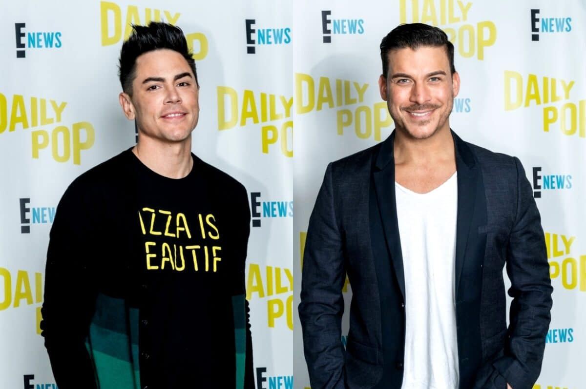 Tom Sandoval Reveals How Vanderpump Rules Costars Stabbed Him in the Back and Slams Jax Taylor as a 'P***y,' Does He Believe They're Trying to Get Him Kicked Off the Show?