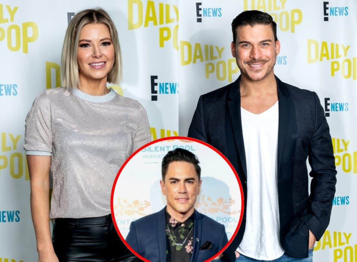 "Vanderpump Rules' Ariana Madix On Why She Was ""Grossed Out"" and ""Sickened"" by Jax Taylor's Insults About Her Relationship With Tom Sandoval, Addresses Claim of Cast's Homes Looking Too Similar"