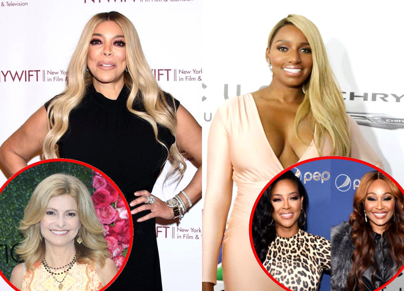 Wendy Williams Reveals the Real Reason Nene Leakes Hired Attorney Lisa Bloom as Nene Slams RHOA Co-Stars Kenya and Cynthia as Bullies