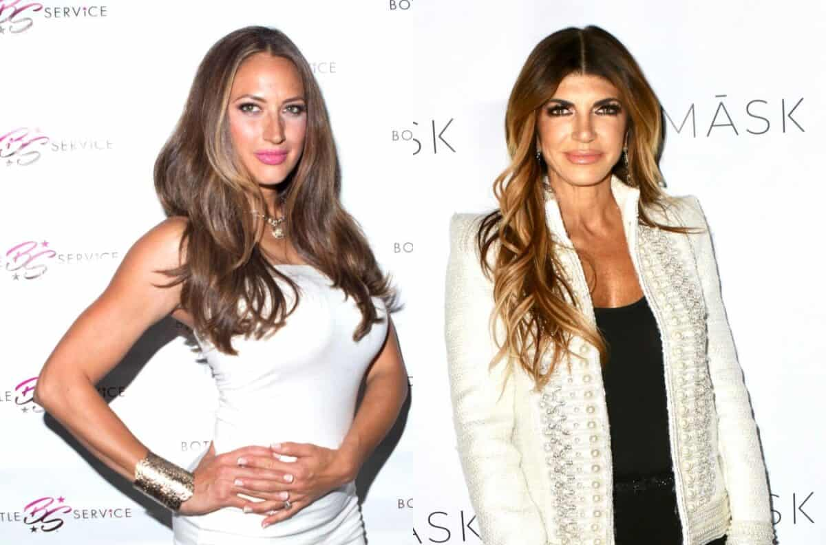 "Ex RHONJ Star Amber Marchese Explains How Teresa Giudice is ""Ruthless"" Behind the Scenes, Reveals the Real Reason She Was Fired and Slams Show as Fake"