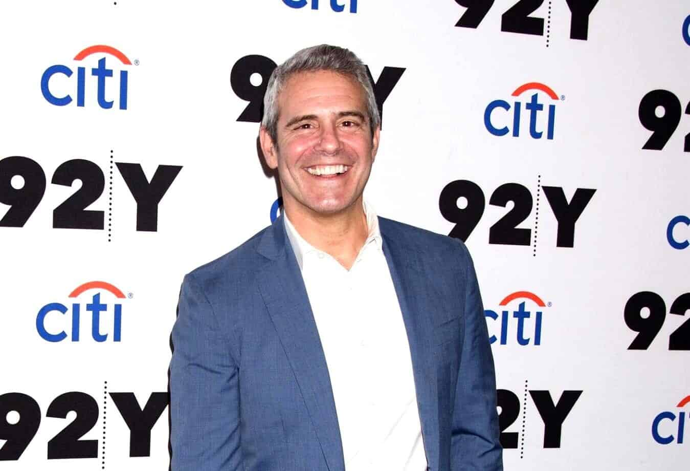 "Andy Cohen Blasts Fans For Inquiring About RHOBH Season 11 Trailer And Says ""Let Us Do Our Work"""