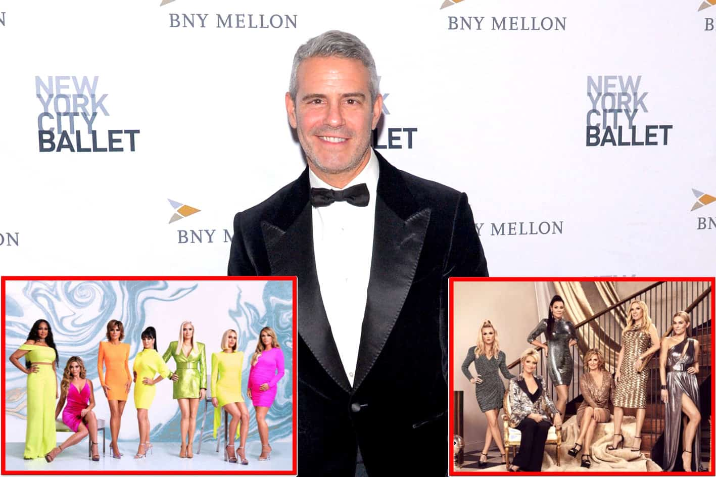 Andy Cohen Hints at How He May Have Contracted the Coronavirus, Plus He Explains Why RHOBH and RHONY Premiere Dates Can't Be Moved Up and Which Housewives He's Been Texting in Quarantine