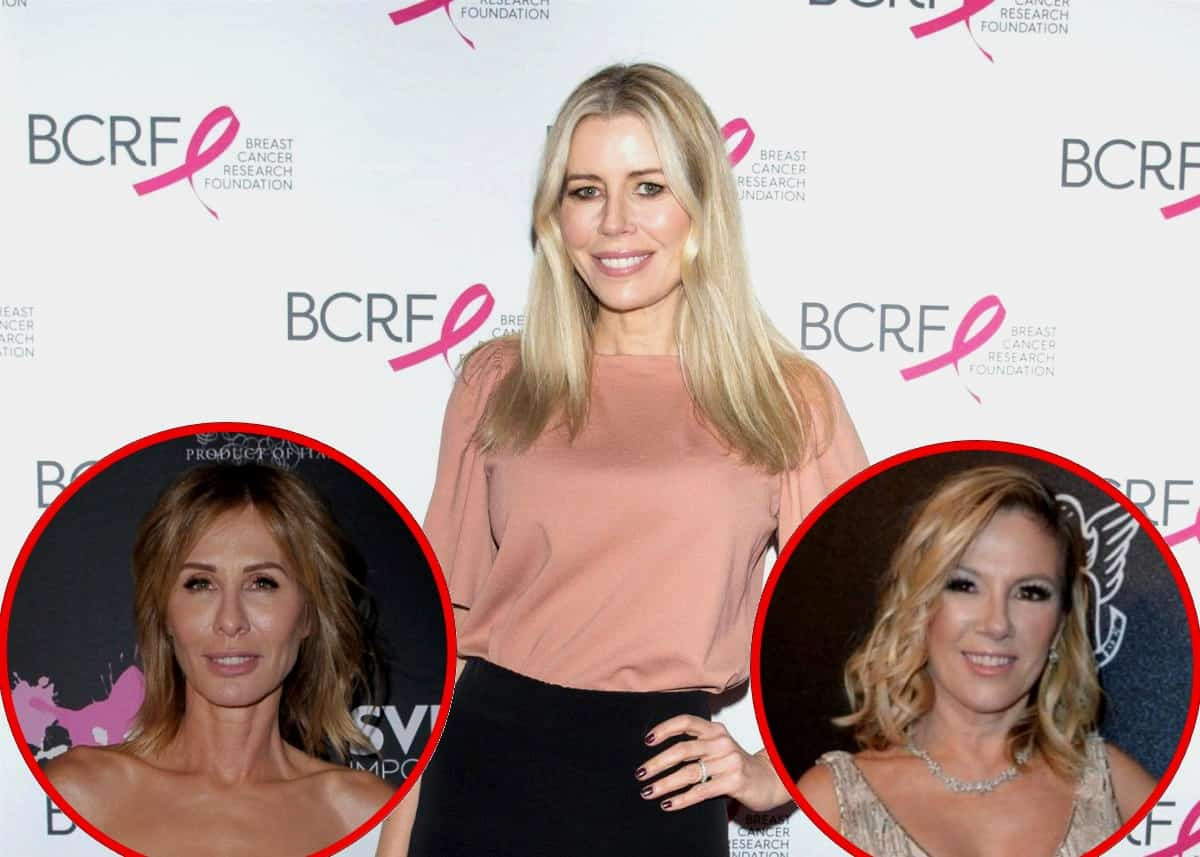 "Ex-RHONY Star Aviva Drescher Claims Producer Forced Her to Do Shots and Slams Carole Radziwill as ""Very Contrived,"" Plus Reacts to Ramona Singer's Make-Out With Harry Dubin and Reveals If She'd Return"