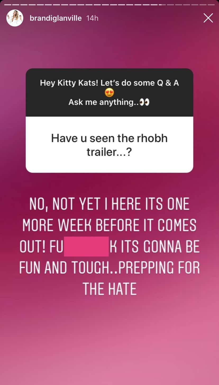 Brandi Glanville Teases RHOBH Season 10 Trailer