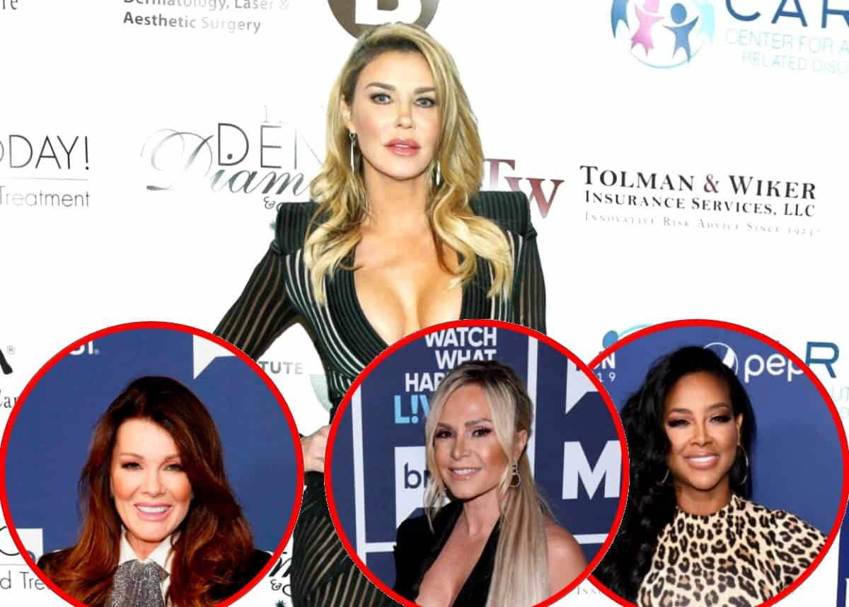 RHOBH's Brandi Glanville Shares What She Loves Most About Lisa Vanderpump, Tamra Judge's Firing, And Working With Kenya Moore After Feud