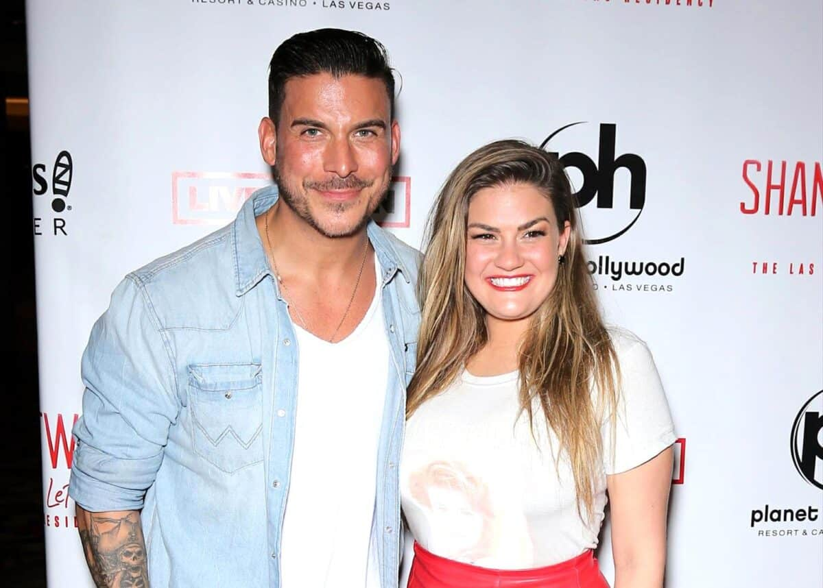 Brittany Cartwright Addresses Marital Issues With Jax Taylor Shown on Vanderpump Rules Trailer, Shares Update on Stassi and Beau's Upcoming Wedding
