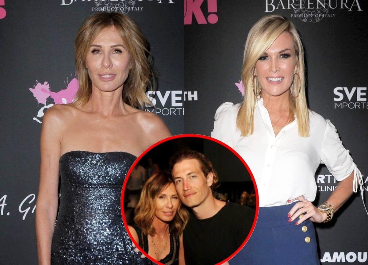 "Carole Radziwill Reveals Where She Stands With Tinsley Mortimer and Says Some Former RHONY Costars Have ""Mental Illness,"" Plus She Reveals Status With Adam Kenworthy"