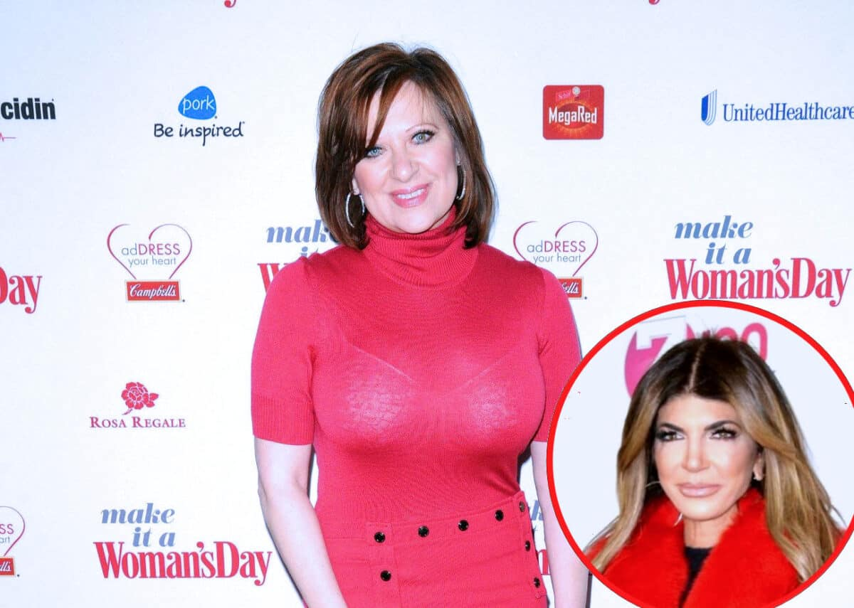 "REPORT: RHONJ Alum Caroline Manzo ""Very Interested"" in a Possible Return to the Show, Plus What She Wants From Bravo to Come Back and Take on Teresa Giudice"