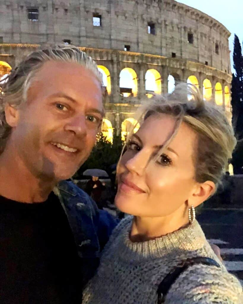 PHOTOS: Ex RHOC Star David Beador's Fiancee Lesley Cook Replaces Her Engagement Ring With a New One