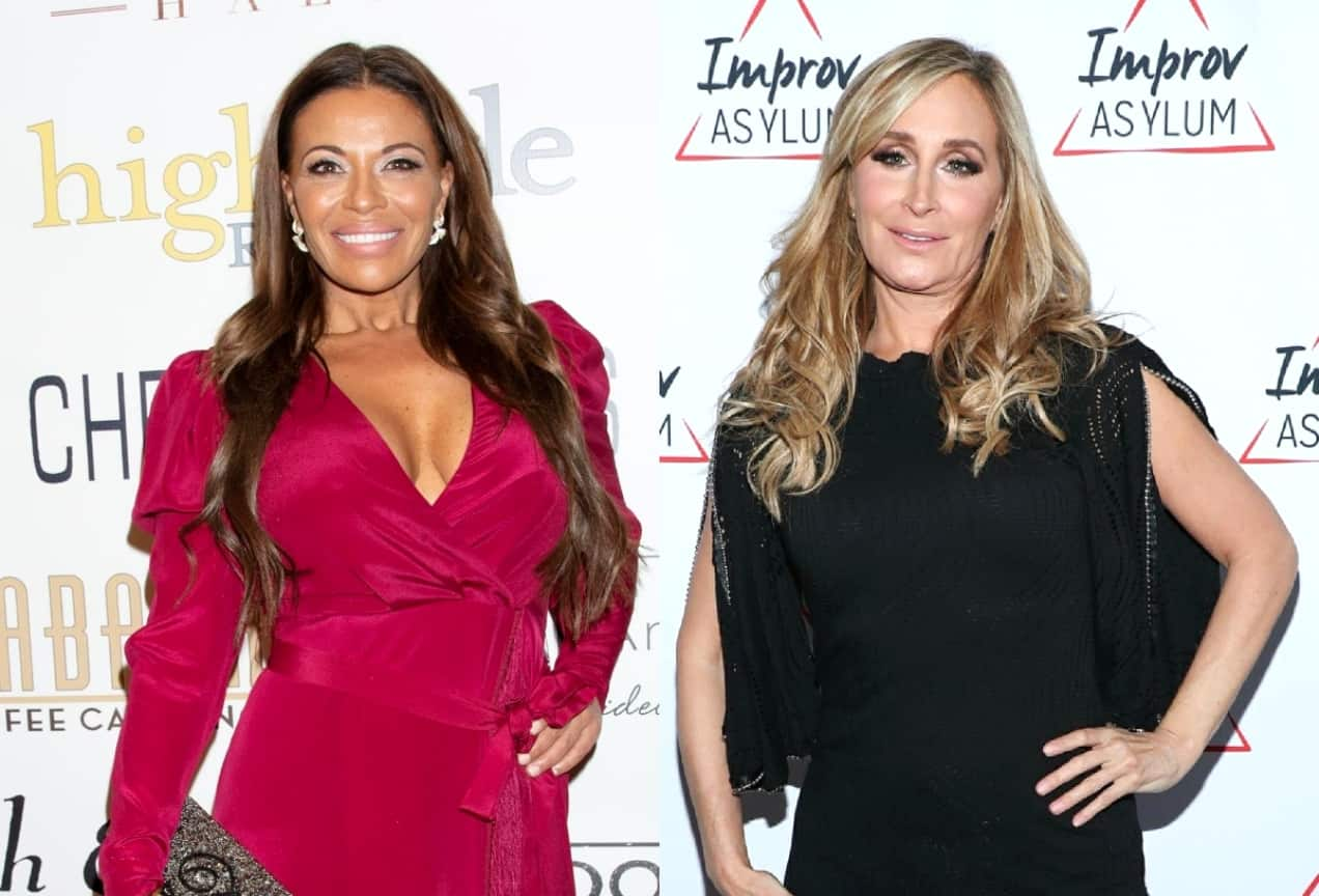 RHONJ Star Dolores Catania Explains Why She's Gained 15 Pounds in Quarantine as RHONY's Sonja Morgan Shares Her Diet Secret to Avoiding Any Weight Gain While on Lockdown