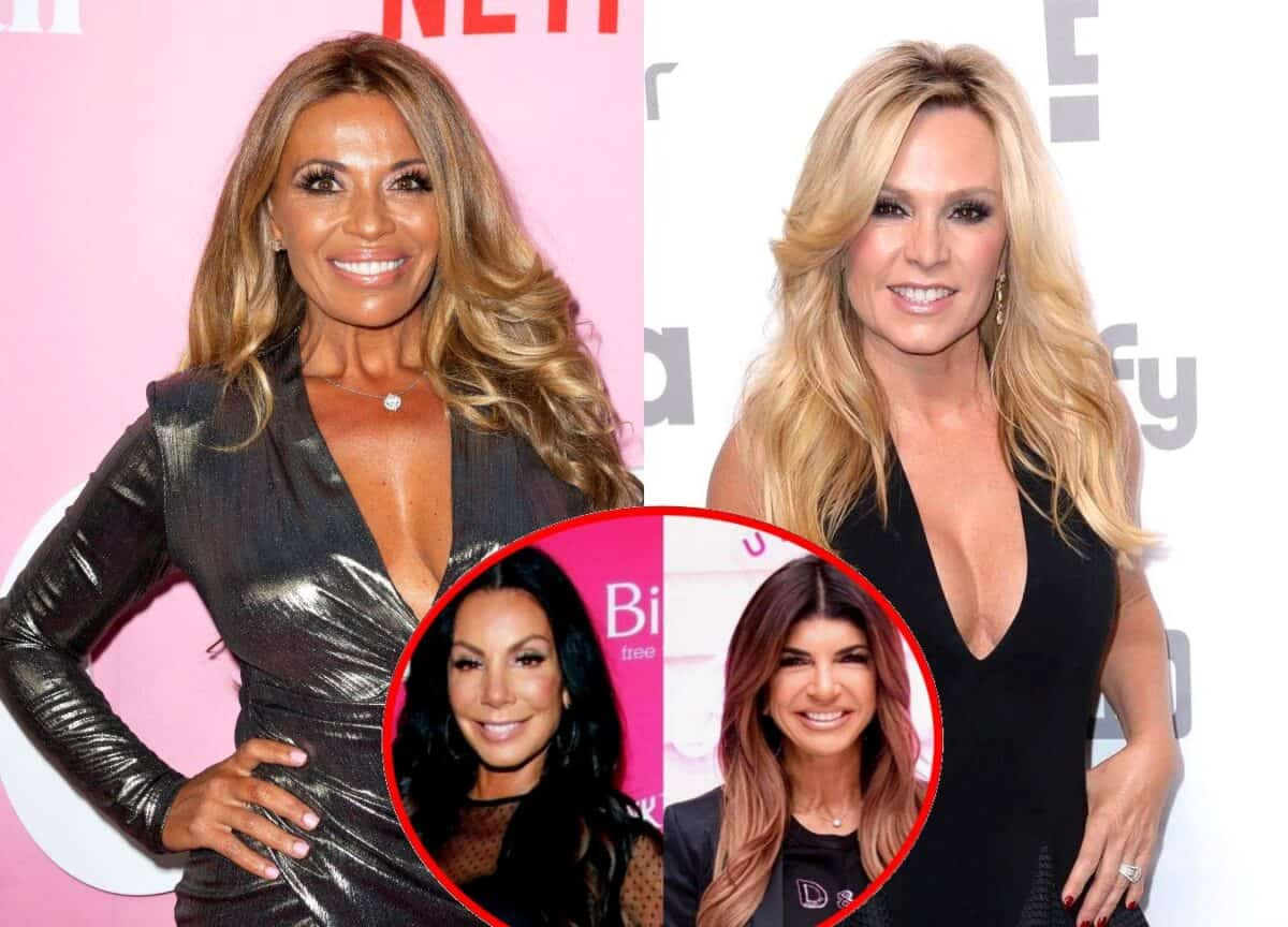 "RHONJ Star Dolores Catania Says Tamra Judge Was Never a ""Nice"" Person, Does She Feel Vindicated After Teresa Ends Friendship With Danielle?"