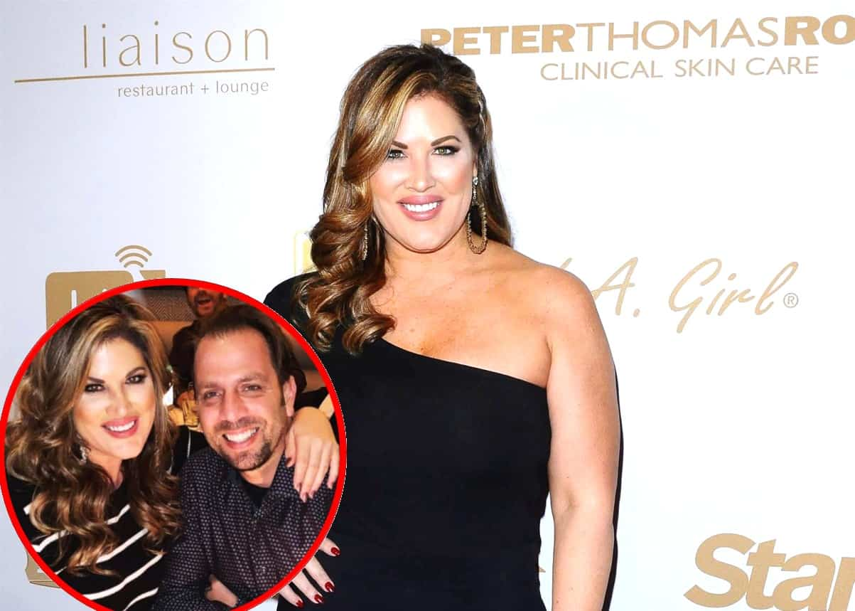 "Emily Simpson on Why She Considered Quitting RHOC, Dishes on Not Being Attracted to Husband Shane at First and Admits She Wishes He Would ""Do Something Else"" Than Take Bar Exam Again"