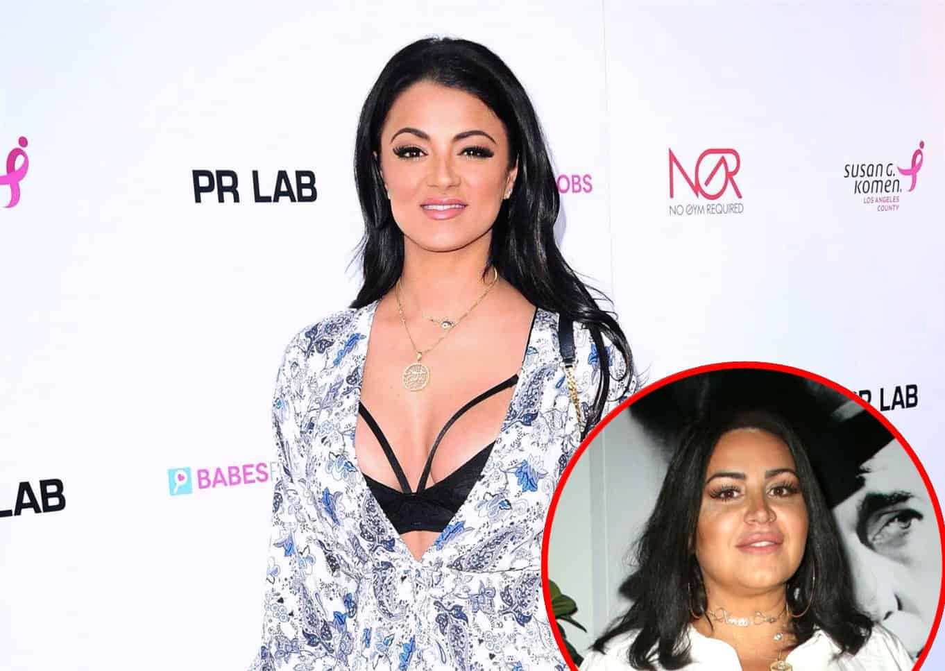 """PHOTOS: Shahs of Sunset's Golnesa 'GG' Gharachedaghi Celebrates Baby Shower With Costars! Plus She Explains Why Mercedes 'MJ' Javid is Finally Getting Her """"Karma"""""""