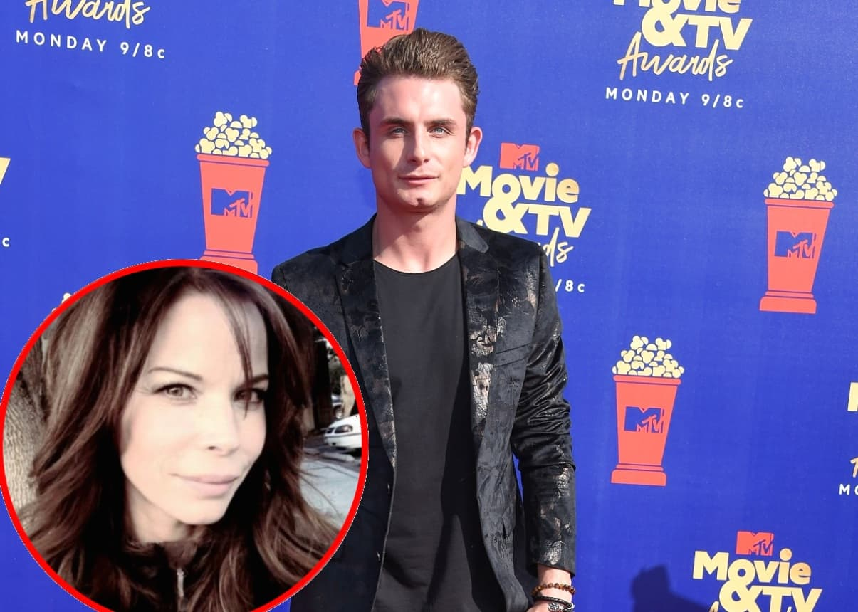 Vanderpump Rules Star James Kennedy Shares an Update on His Relationship With His Mom, Reveals If She's Still Sober