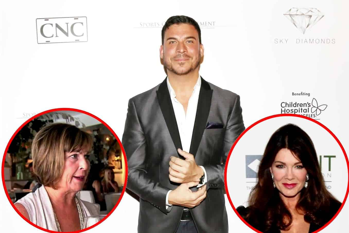 Vanderpump Rules' Jax Taylor Reveals the Real Reason He Won't Reconcile With His Mom as Lisa Vanderpump Explains Why She Wanted to Reach Out to Jax's Mom