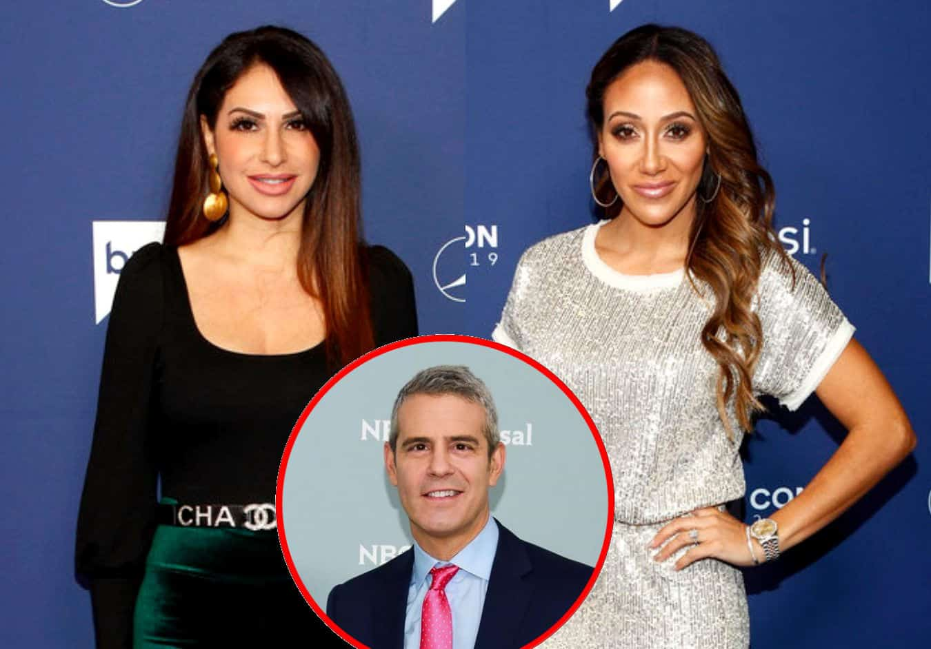 "RHONJ Star Jennifer Aydin Reveals What She Said About Melissa Gorga That Bravo Cut Out of the Reunion, Claims It's Andy Cohen's Job to ""Be Shady"" and Says She's ""Not His Favorite"""