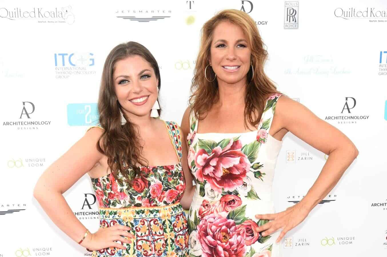 RHONY Alum Jill Zarin Reveals Paternity Bombshell About Daughter Ally Shapiro, Plus Ally Shares the 'Shocking' Way She Discovered the Truth