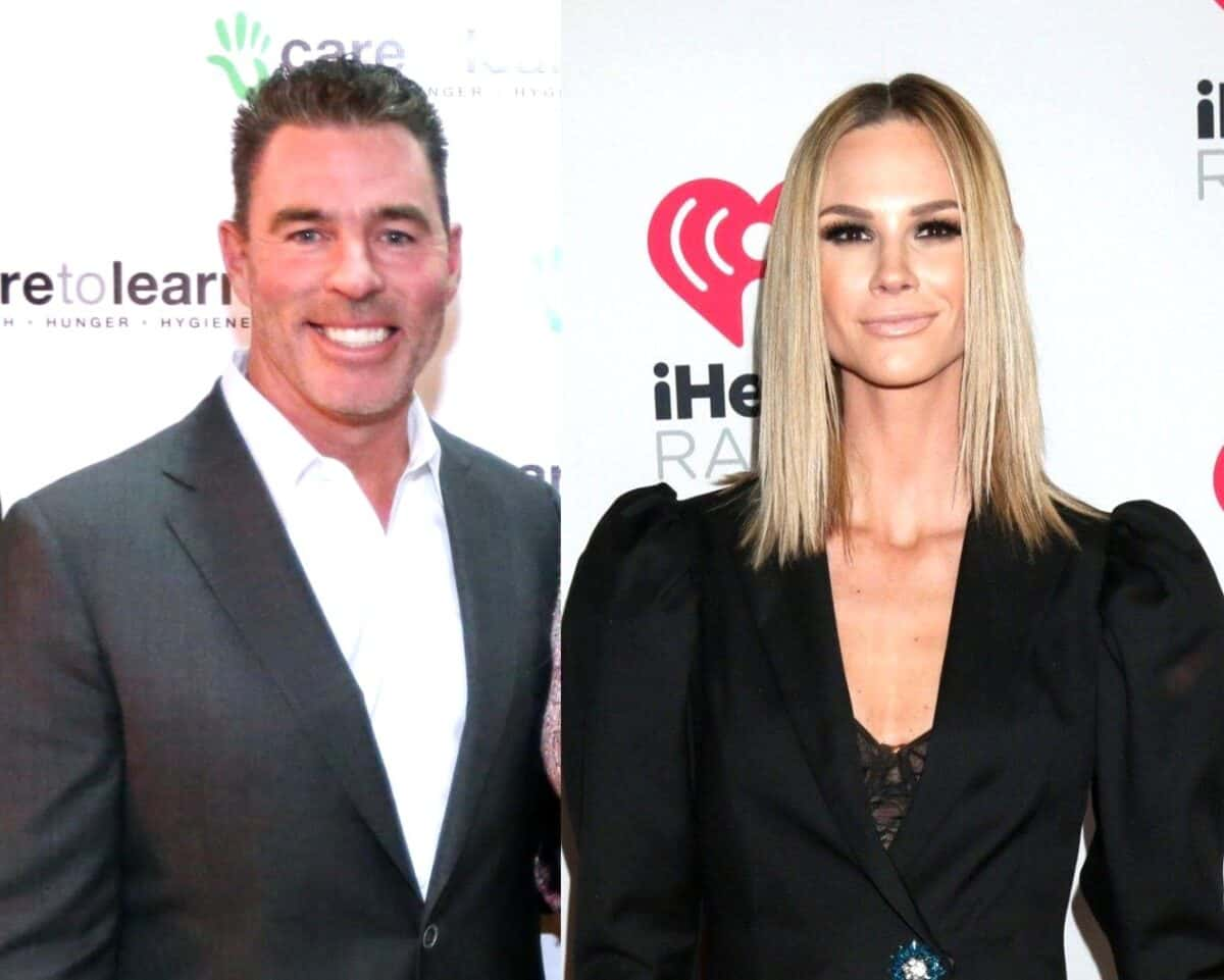 "PHOTOS: RHOC's Jim Edmonds Reveals the Shocking Amount He Spent on Groceries at Costco, See What He Bought as Meghan Practices ""Social Distancing"" With Their Kids in L.A."
